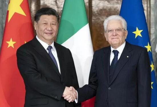 习主席访意带来70亿欧元大订单 为两国提供重要合作机遇