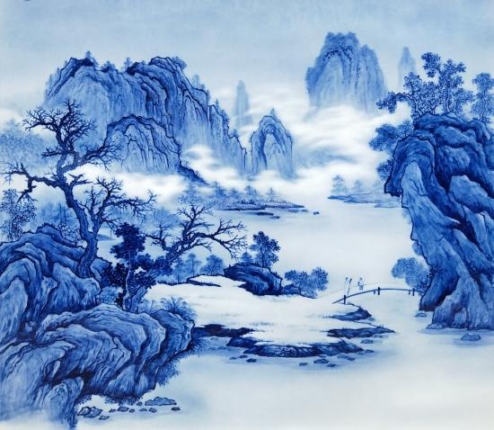 中国景德镇陶艺家郑月景作品欣赏
