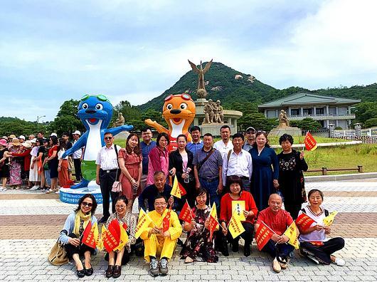 中韩和平文化经济交流周收获满满