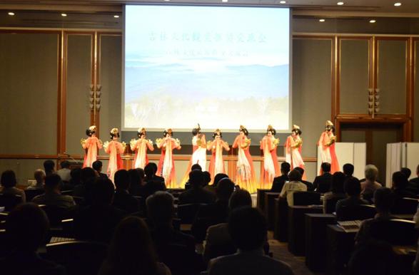 吉林省赴日推介四季旅游:冀促交流合作增沟通情感