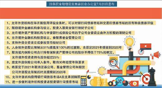中国保险市场将迎来更多外资