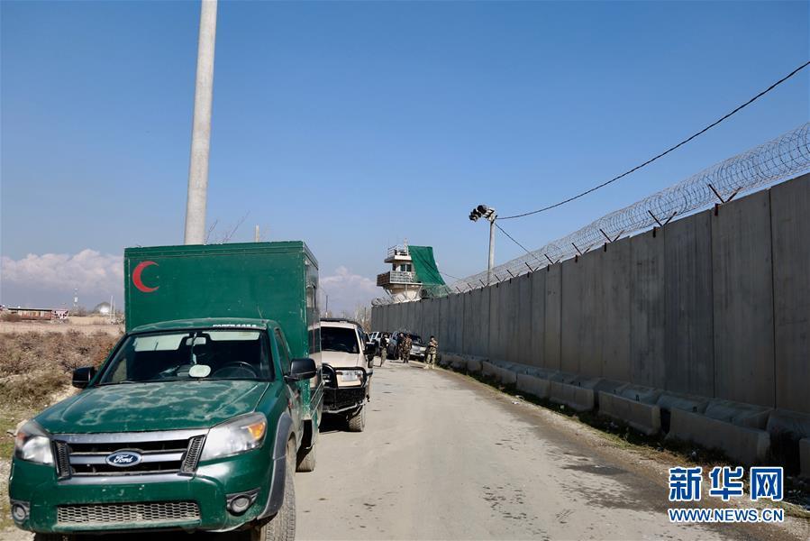(国际)(1)驻阿富汗美军基地遭袭伤亡不明