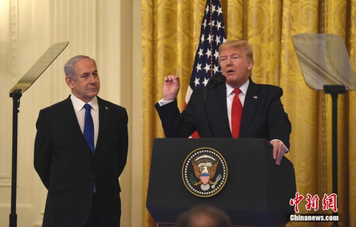 """巴断绝与美以关系_特朗普""""世纪协议""""难迎中东和平!"""