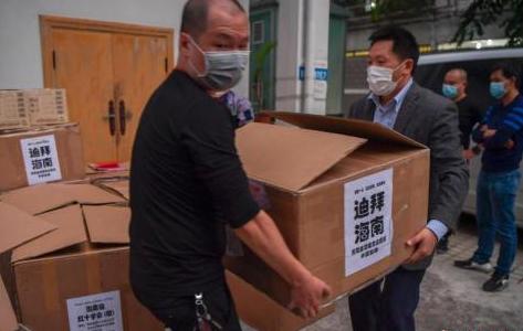 中国红十字会总会:截至18日17时共接受捐赠款物逾12亿元