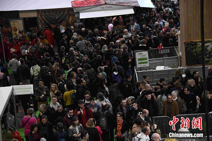 法国确诊病例从百例跃升到千例的紧张一周