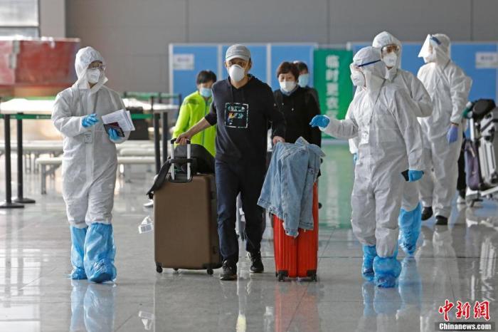 中国民航局:视情启动针对海外华人重大航空运输保障机制