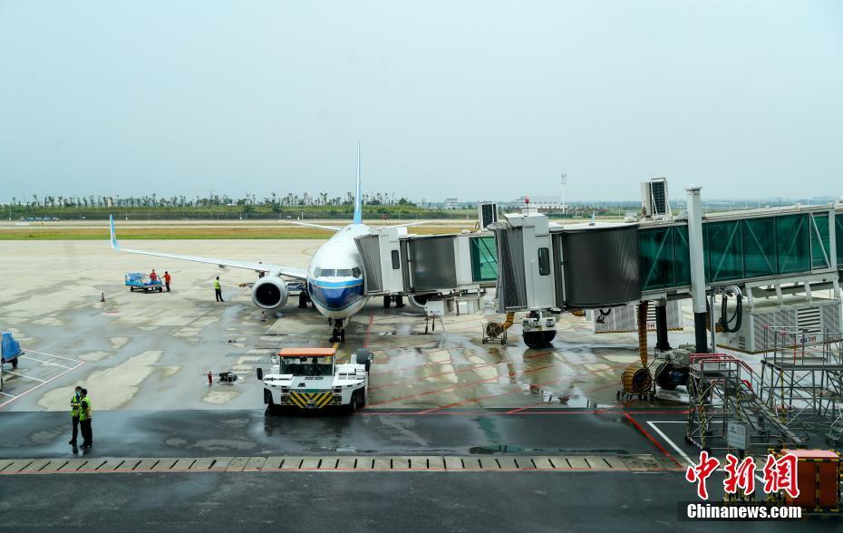 武汉至北京客运航班正式复航